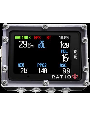 Ratio iX3M [GPS] Tech+