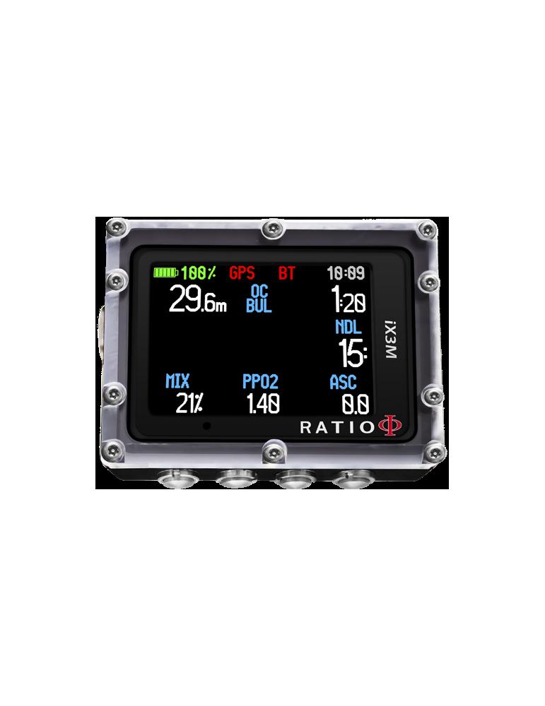 Ratio iX3M [Gps] Reb