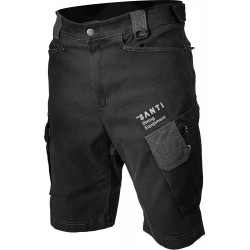 Santi Scuba Denim Shorts