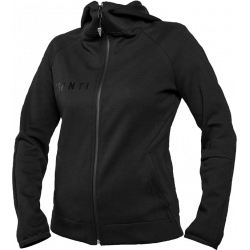 Back to Black Ladies Hoodie - Santi