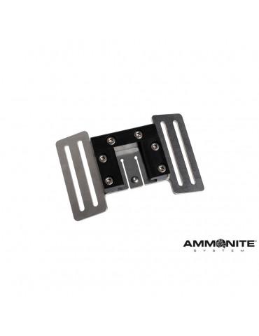 Accu Click mount 10Ah - Ammonite System