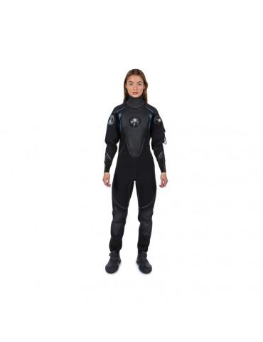 HYDRA Womens Neoprene Drysuit - front