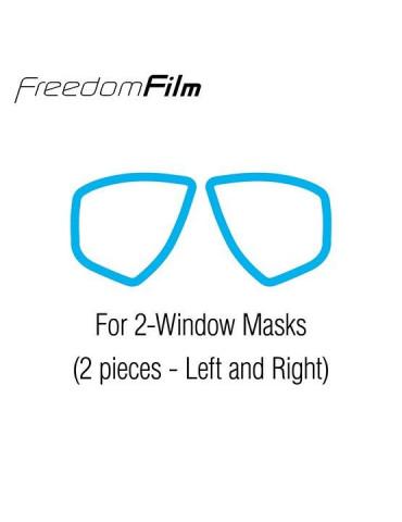 Anti-Fog mask film Tusa