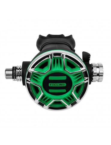TEC2 O2 green - Tecline - front